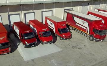 Aumenta la actividad en el transporte de mercancías