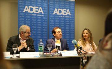 Alfredo Caballero, consejero delegado de TAC, finalista al Premio ADEA