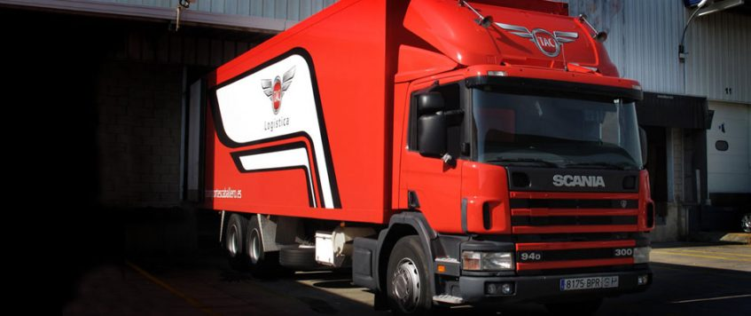 Las ventas de camiones han crecido un 17,5% en el último mes